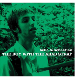 Jeepster Records Belle and Sebastian - The Boy With The Arab Strap (Coloured Vinyl)