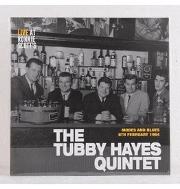 Gearbox Records Tubby Hayes - Modes and Blues - Live at Ronnie Scott's, 8th February 1964