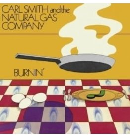 BBE Music Carl Smith And The Natural Gas Company - Burnin'