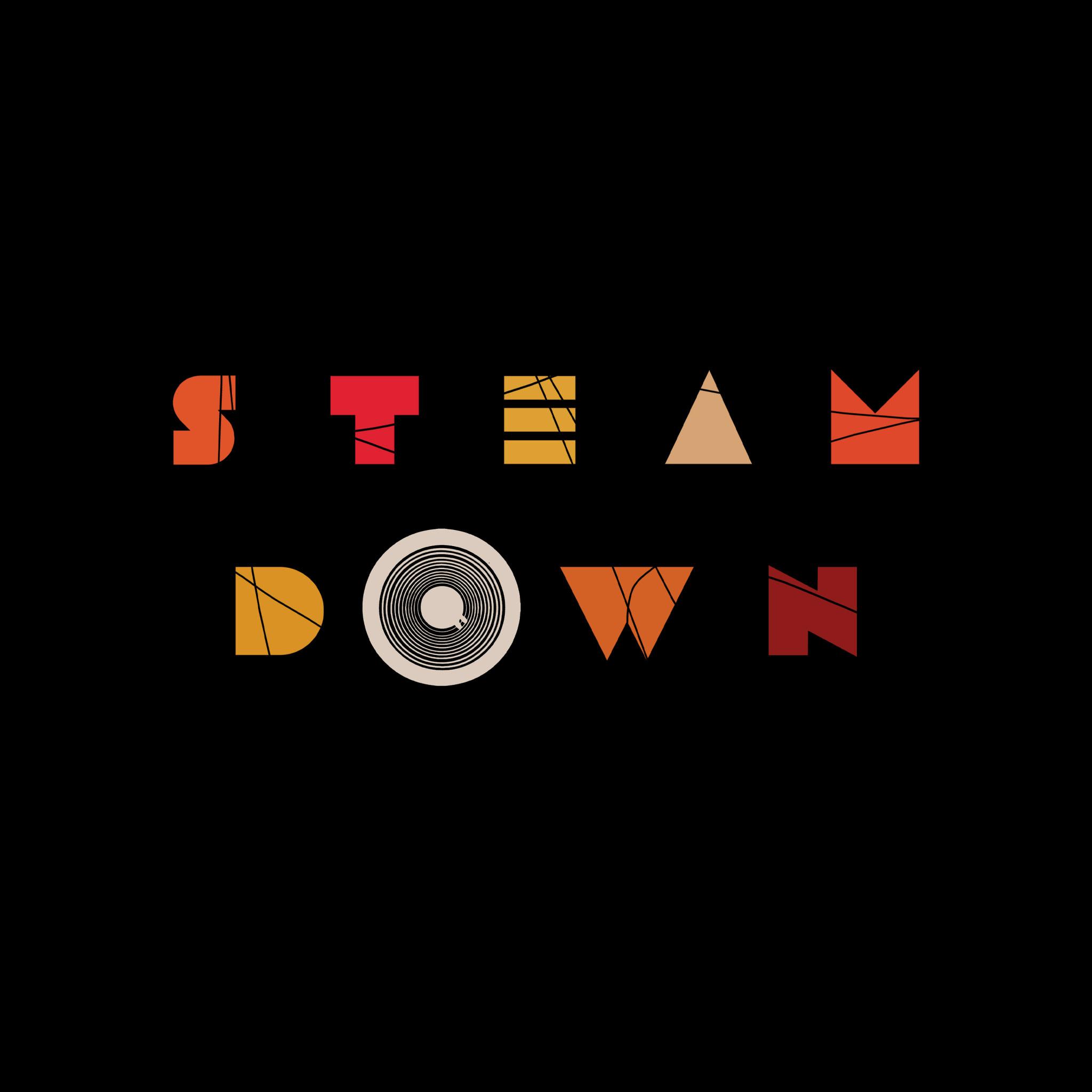 Decca Steam Down -  Five Fruit (Coloured Vinyl)