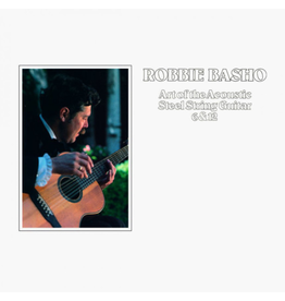 Gnome Life Robbie Basho - Art Of The Acoustic steel String Guitar 6 & 12