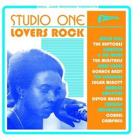 Soul Jazz Records Various - Studio One Lovers Rock