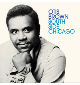 Numero Group Otis Brown - South Side Chicago