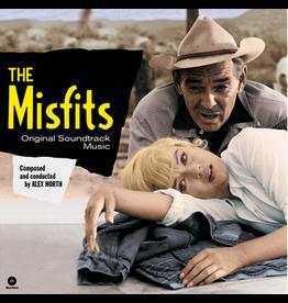 Waxtime Alex North - The Misfits (OST)