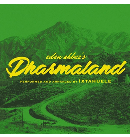Subliminal Sounds Ixtahuele - Dharmaland