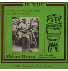 Acid Jazz Orchestre Poly-Rythmo De Cotonou Dahomey - Le Sato