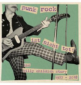 Damaged Goods Records Billy Childish - Punk Rock Ist Nicht Tot