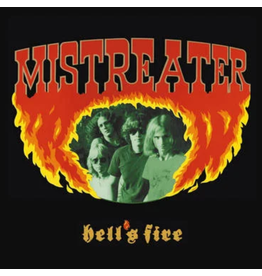 On The Dole Records Mistreater - Hell's Fire
