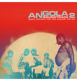 Analog Africa Various -  Angola Soundtrack 2: Hypnosis, Distorsions & Other Sonic Innovations 1969-1978