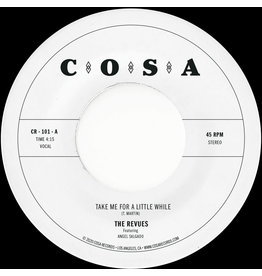 Colemine Records The Revues - Take Me For A Little While