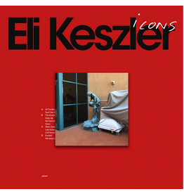LuckyMe Eli Keszler - Icons (Coloured Vinyl)