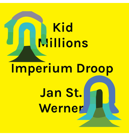 Thrill Jockey Kid Millions & Jan St Werner - Imperium Droop (Coloured Vinyl)