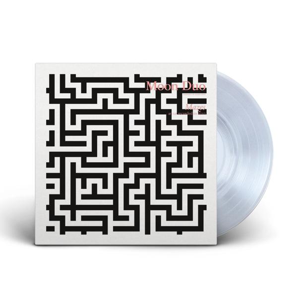 City Slang Moon Duo - Mazes (Coloured Vinyl)