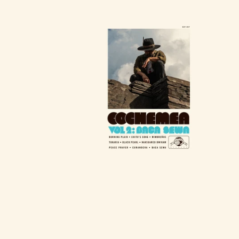 Daptone Records Cochemea - Vol. II: Baca Sewa (Coloured Vinyl)