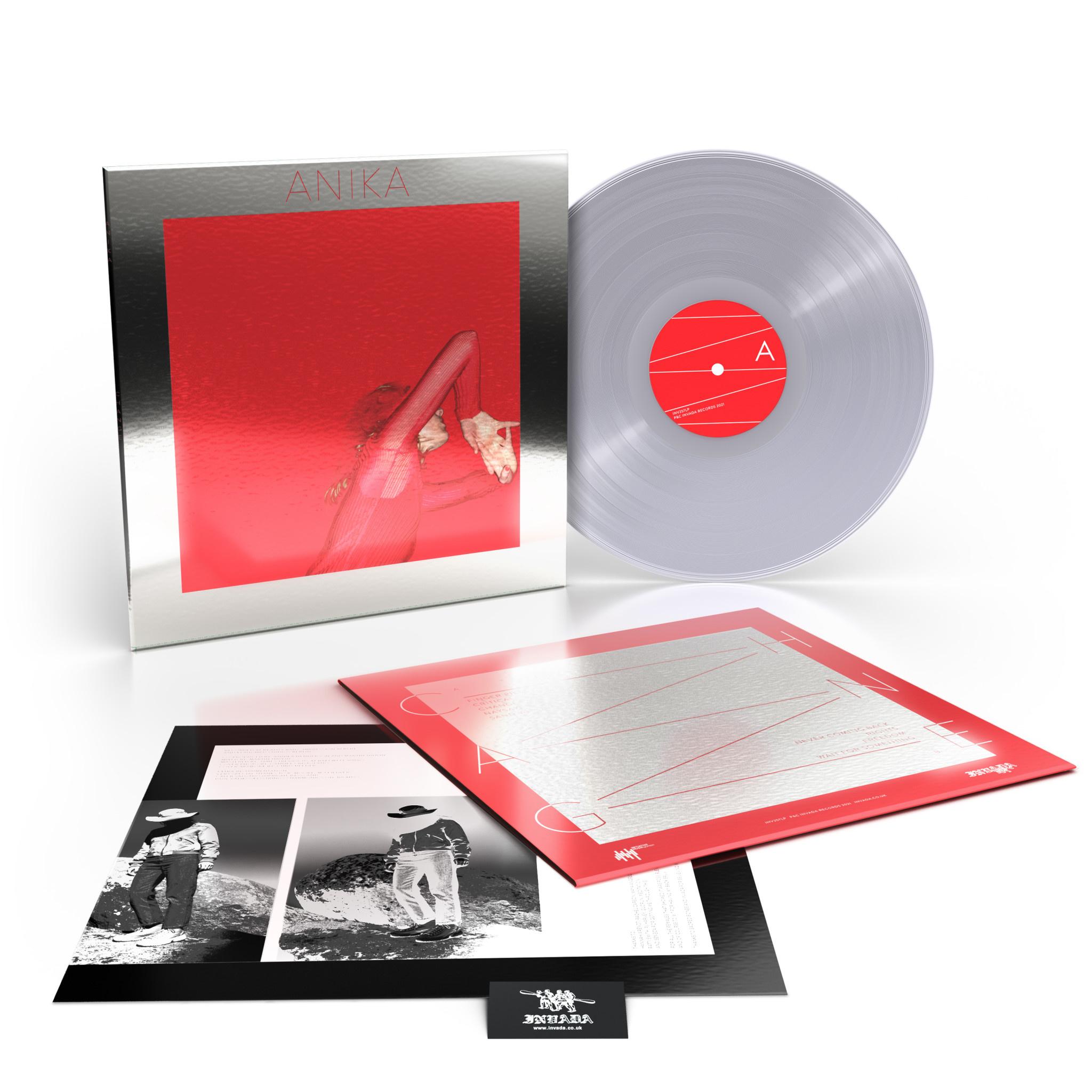 Invada Records Anika - Change (Coloured Vinyl)