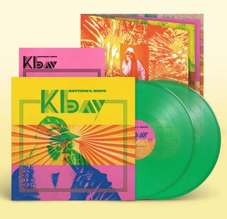 Domino Records Matthew E. White - K Bay (Coloured Vinyl)