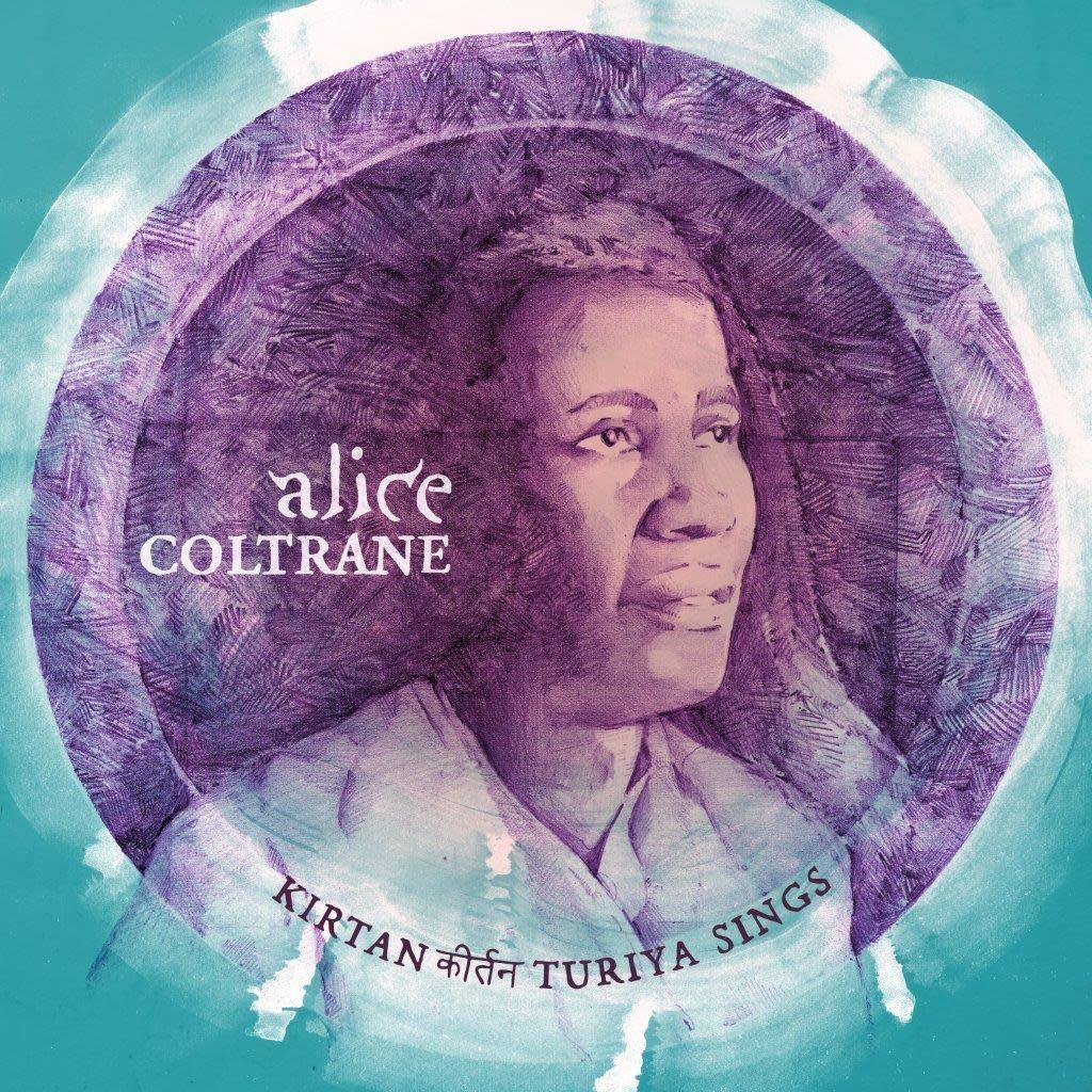 Impulse! Alice Coltrane - Kirtan: Turiya Sings
