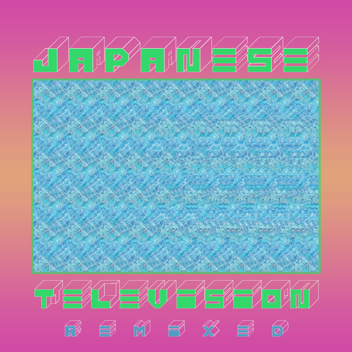Tip Top Recordings Japanese Television - 3 Remixed RSD 2021