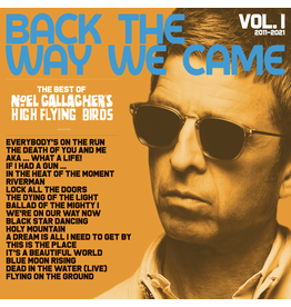 Sour Mash Records Noel Gallagher's High Flying Birds - Back The Way We Came: Vol. 1 (2011 - 2021) RSD21
