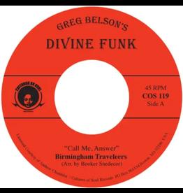 Cultures Of Soul Birmingham Traveleers / Gospel Ambassadors - Call Me, Answer / This Little Light Of Mine