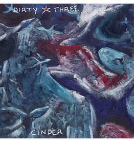 Touch and Go Records Dirty Three - Cinder
