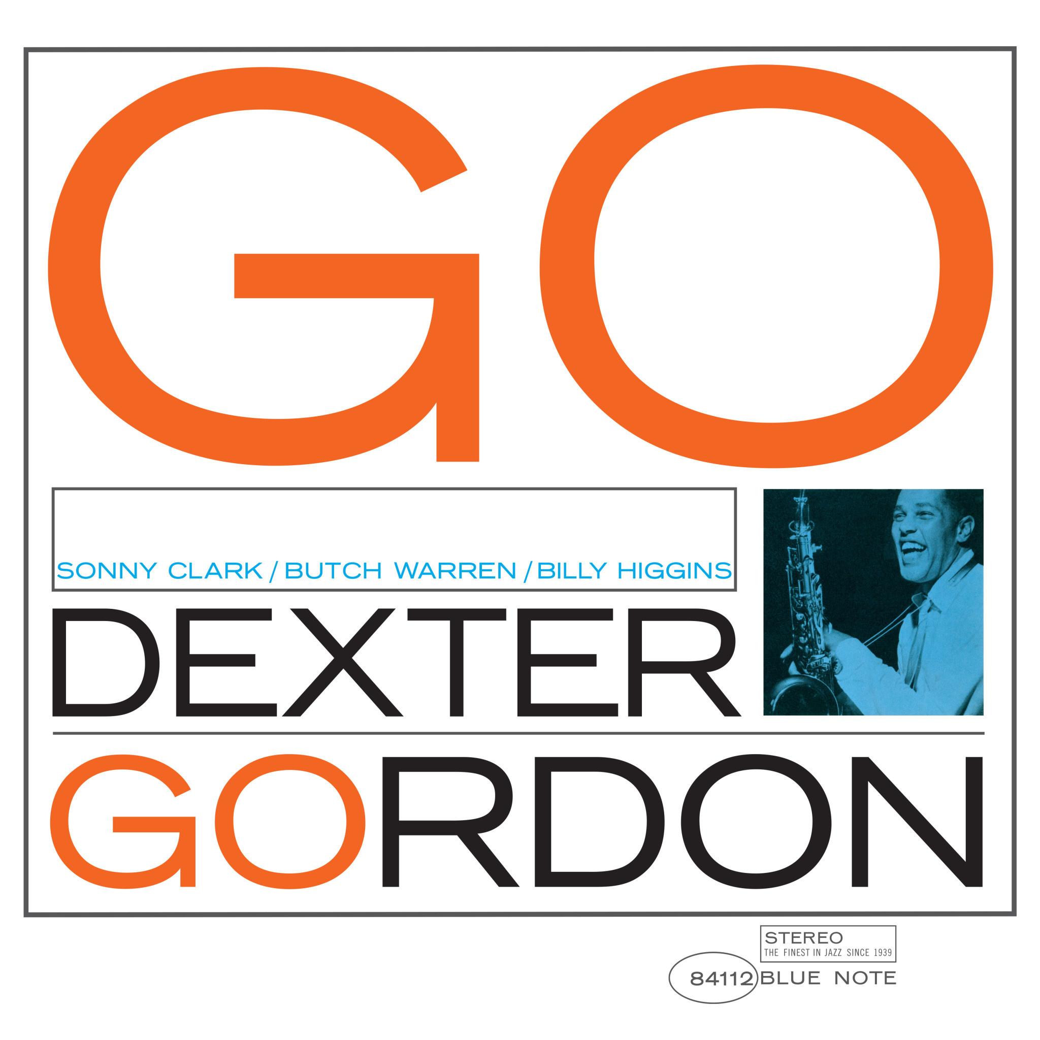 Blue Note Dexter Gordon - Go!