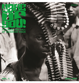 Now-Again Various - Wake Up You Vol 1: The Rise & Fall Of Nigerian Rock Music (1972-1977)