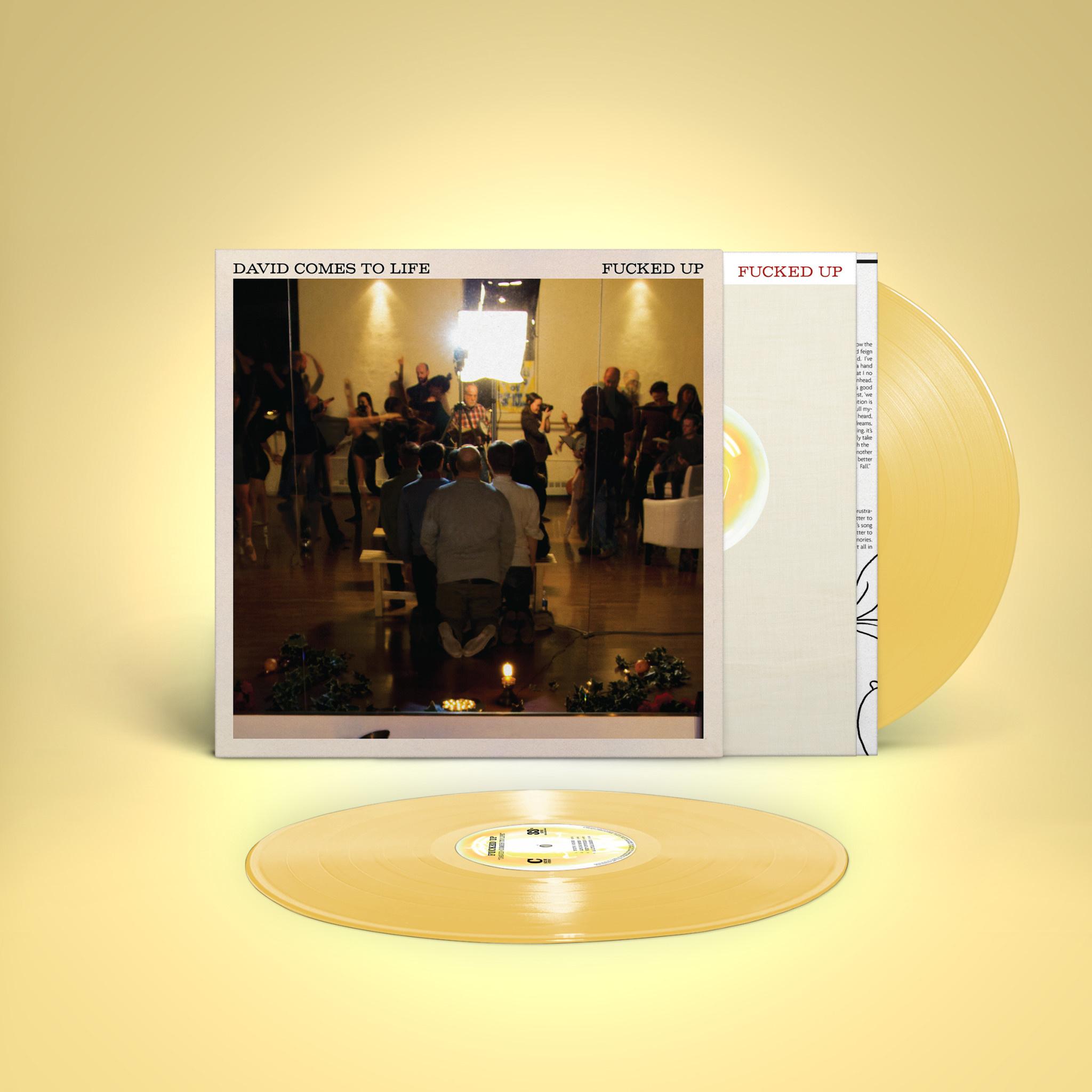 Matador Records Fucked Up - David Comes to Life (Coloured Vinyl)