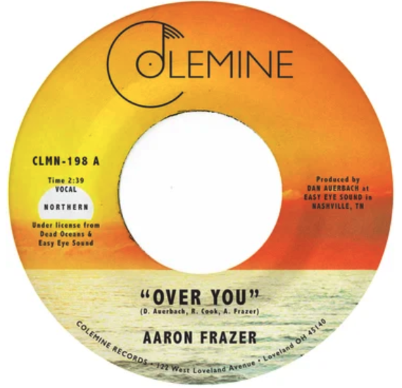 Colemine Records Aaron Frazer - Over You