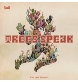 Soul Jazz Records Trees Speak - Shadow Forms (Coloured Vinyl)
