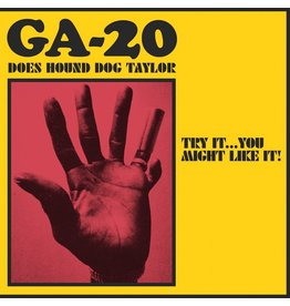 Colemine Records GA-20 - Does Hound Dog Taylor: Try It...You Might Like It! (Coloured Vinyl)