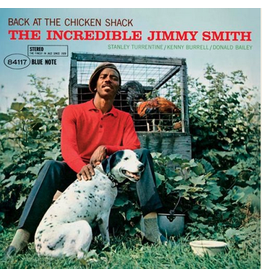 Blue Note Jimmy Smith - Back At The Chicken Shack