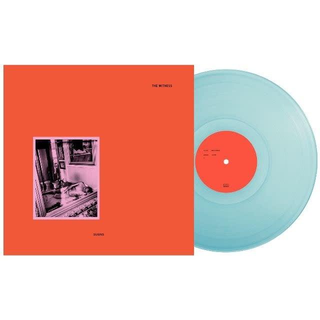 Joyful Noise Recordings Suuns - The Witness (Coloured Vinyl)