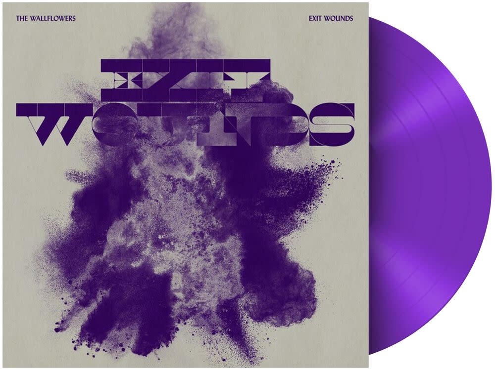 New West Records The Wallflowers - Exit Wounds (Coloured Vinyl)