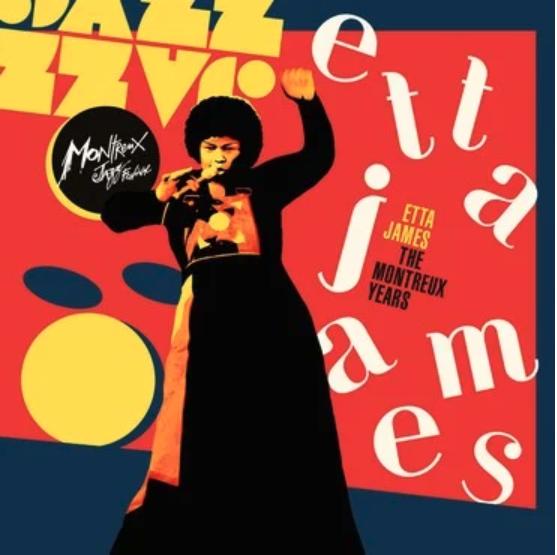 BMG Etta James - Etta James: The Montreux Years