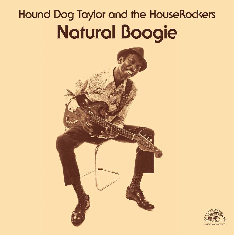 Alligator Hound Dog Taylor - Natural Boogie