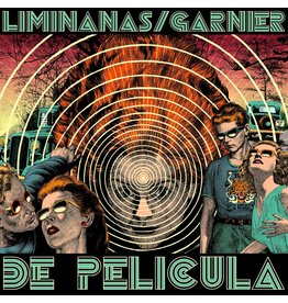 """Because Music The Liminanas / Laurent Garnier - De Pelicula (Etched 7"""" Edition)"""