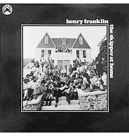 Real Gone Music Henry Franklin - The Skipper at Home