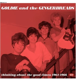 Ace Records Goldie and the Gingerbreads - Thinking About The Good Times - Complete Recordings 1964-1966
