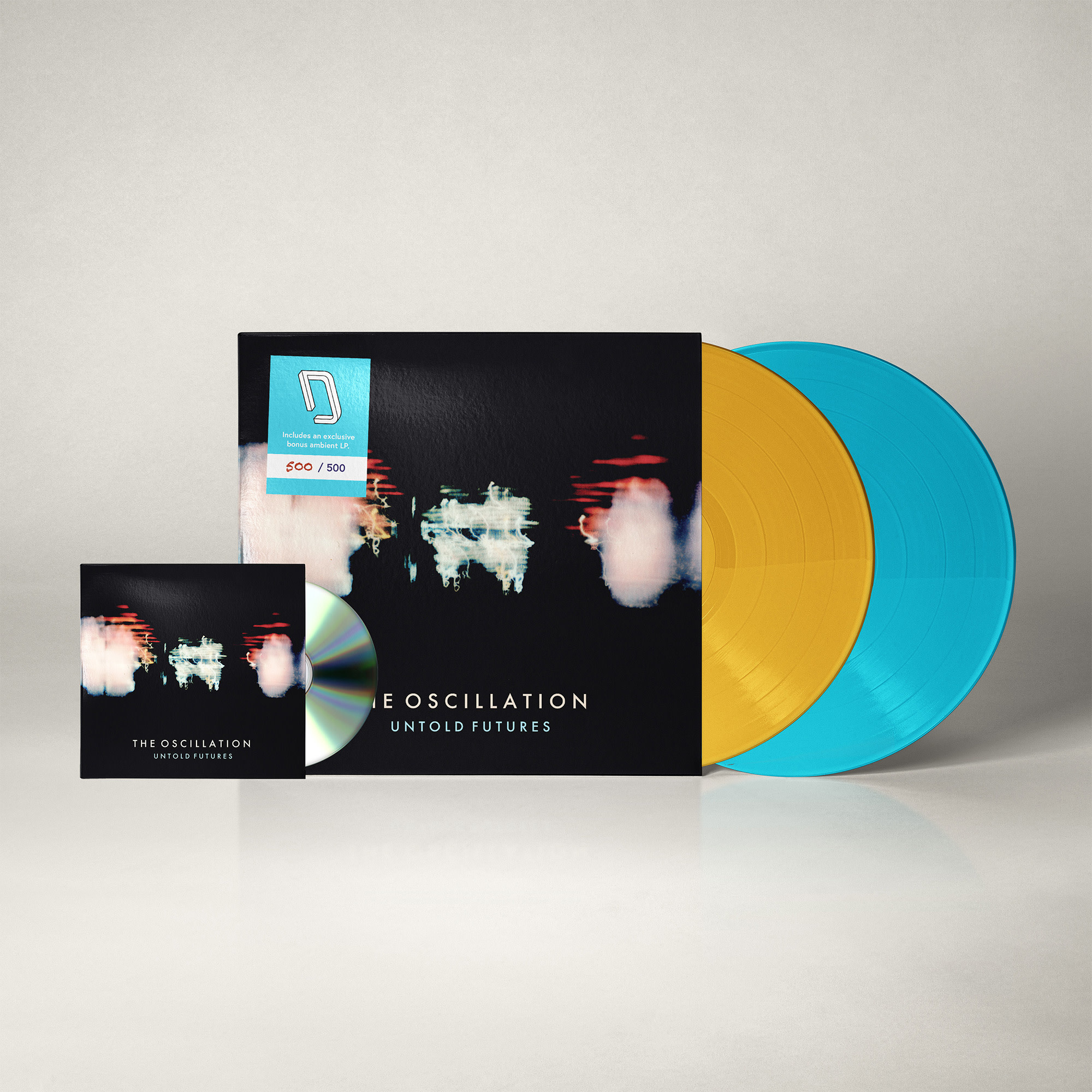 All Time Low The Oscillation - Untold Futures (Dinked Edition)