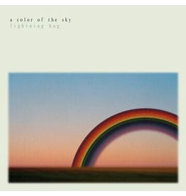 Fat Possum Records Lightning Bug - A Color of the Sky  (Coloured Vinyl)