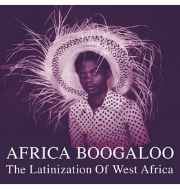 Honest Jon's Records Various - African Boogaloo - The Latinization Of West Africa