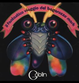 AMS Goblin - Il Fantastico Viaggio del Bagarozzo Mark