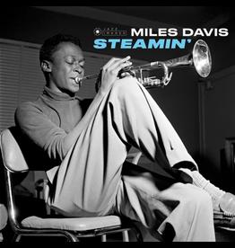 Jazz Images Miles Davis - Steamin'
