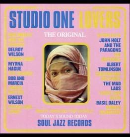 Soul Jazz Records Various - Studio One Lovers