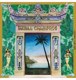 WEWANTSOUNDS Makoto Kubota and The Sunset Gang - Hawaii Champroo