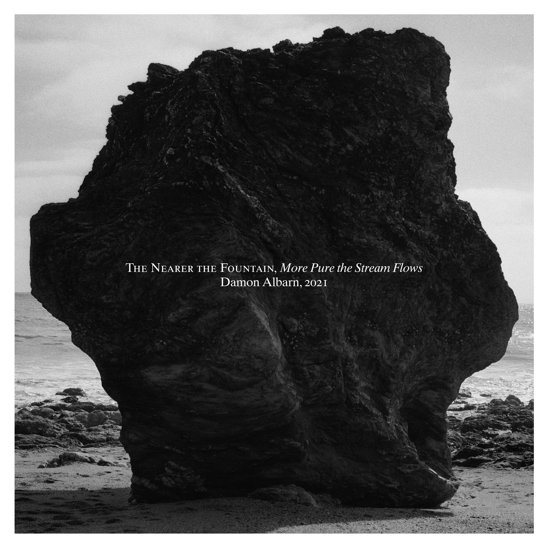 Transgressive Records Damon Albarn - The Nearer The Fountain, More Pure the Stream Flows (Coloured Vinyl)