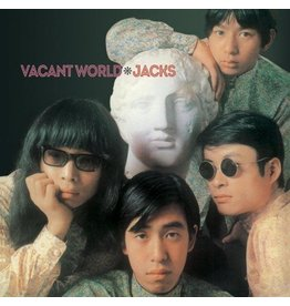 Life Goes On Records The Jacks - Vacant World
