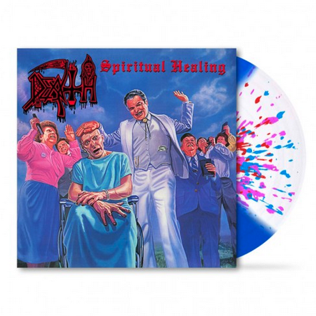Relapse Records Death - Spiritual Healing (Splatter Vinyl)