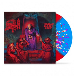 Relapse Records Death - Scream Bloody Gore (Splatter Vinyl)